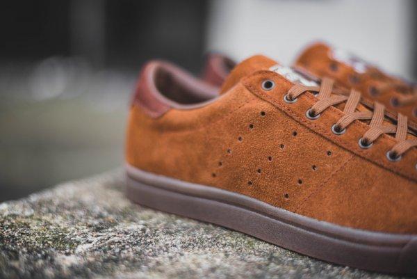 chaussure Adidas Originals Côte Beach SPZL Simple Brown (6)