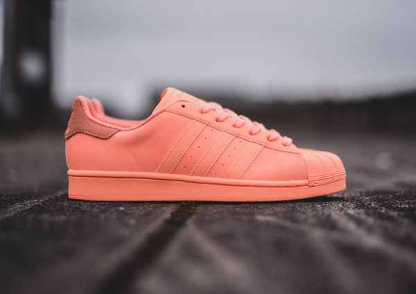 adidas Originals Kids Superstar Adicolor (Big Kid) at Zappos