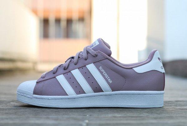 Adidas Superstar W 'Blanch Purple'