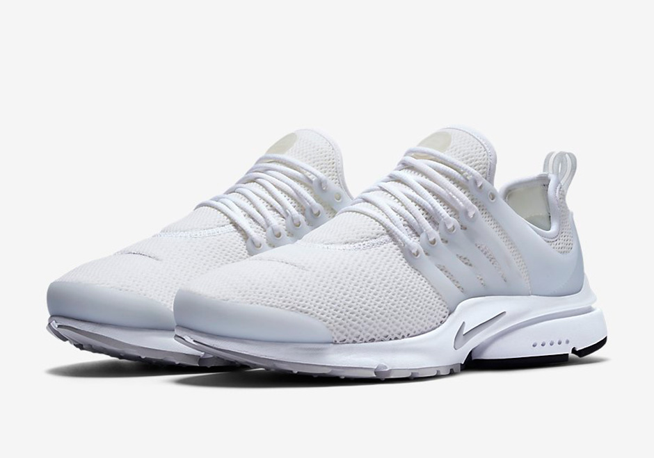All white nike air prestos are headed our way the nike air presto