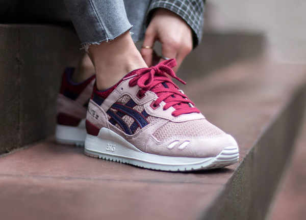 Asics Gel Lyte 3 Rose