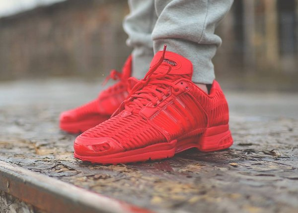 competitive price b6358 d70af ... chaussure Adidas Climacool 1 Tonal Triple Red rouge