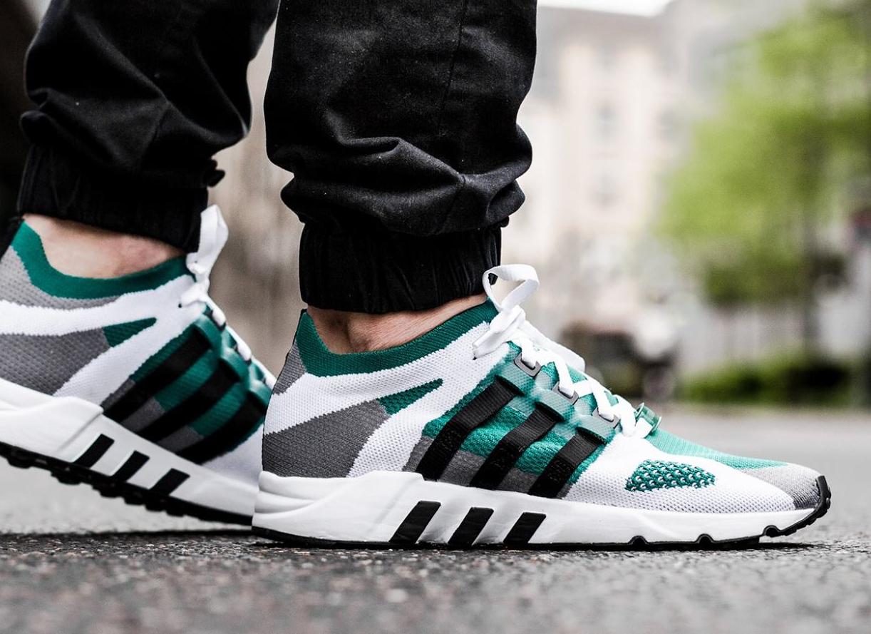 Adidas Eqt Running Support Primeknit
