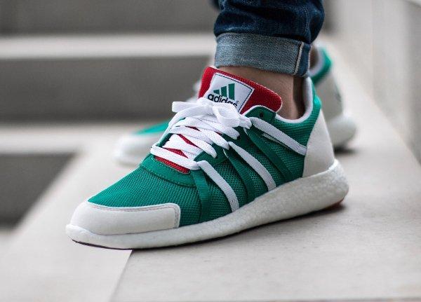 Adidas Eqt Boost Green
