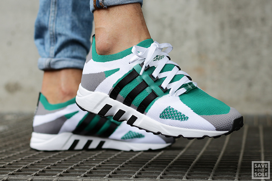 Adidas Eqt Guidance Green