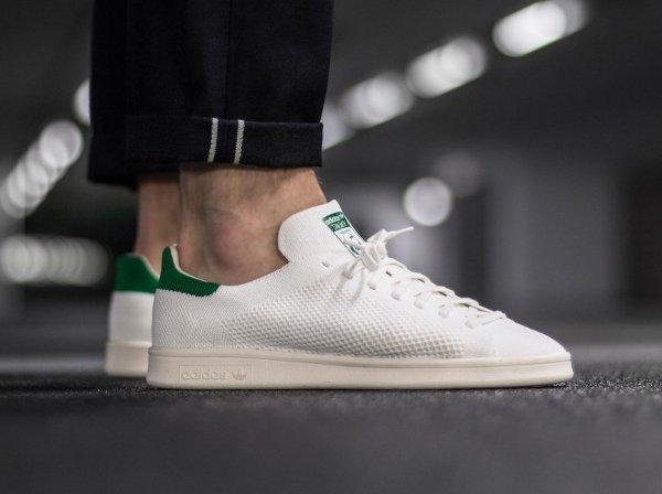 Basket Adidas Originals Stan Smith PK OG White Green (2)
