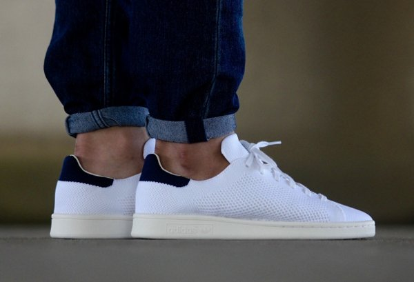 Basket Adidas Stan Smith OG PK Footwear White Core White (4)