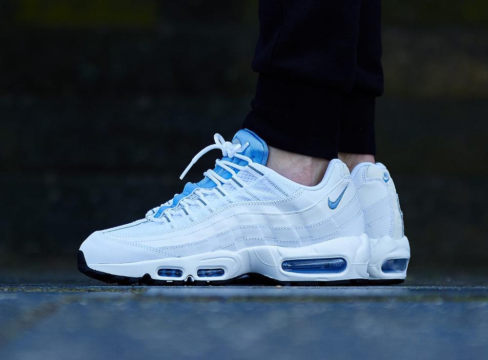nike 95 bleu