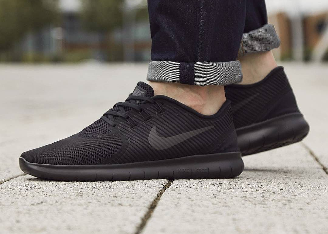Nike Free Rn Cmtr Black pixiecreations.co.uk