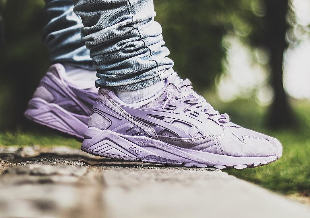 Size? x Asics Gel Kayano Trainer Suede Purple 'Lavender'