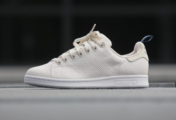 Chaussure Adidas Originals Stan Smith CK Chalk White (2)
