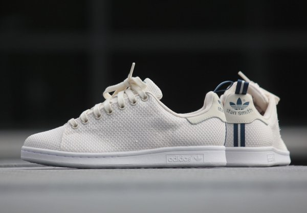 Chaussure Adidas Originals Stan Smith CK Chalk White (4)