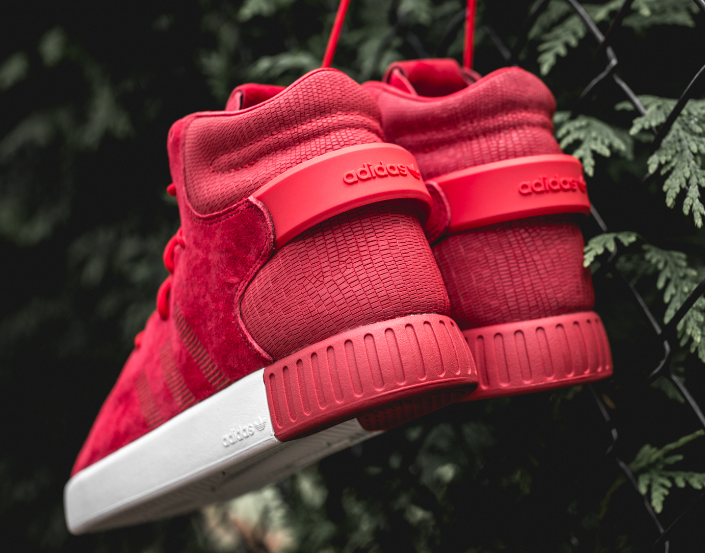 Adidas Tubular Invader Marron