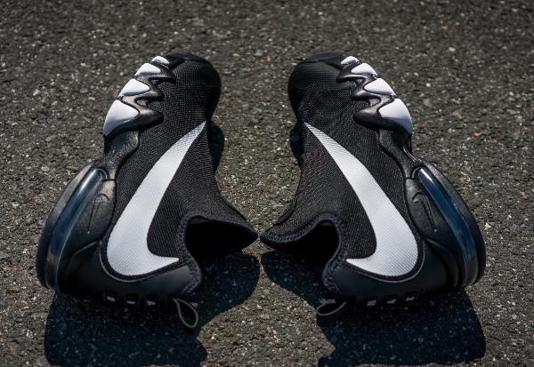Nike Big Swoosh Black White Zoom Flight 98 X Air Max Cb 94