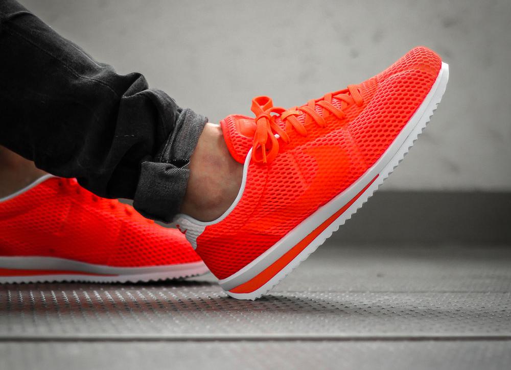 Nike Cortez Rouge Homme