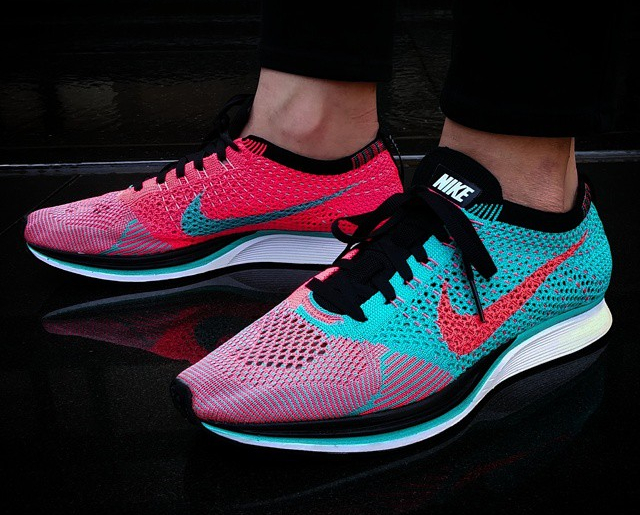 hot sale online 4e10e 850c8 ... best price nike flyknit racer taille grand ou petit 3ee10 e54b6