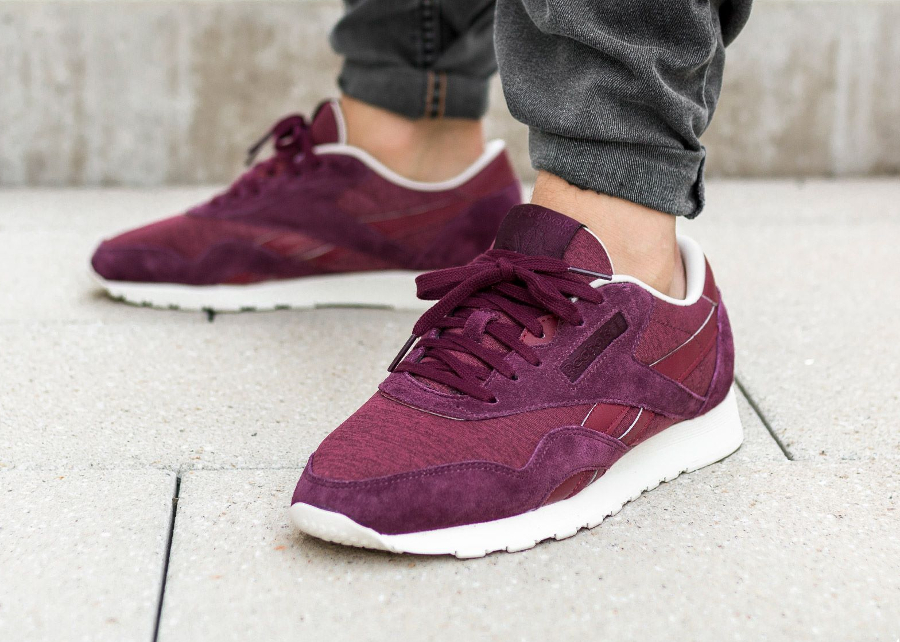 11-chaussure-reebok-classic-nylon-bordeaux
