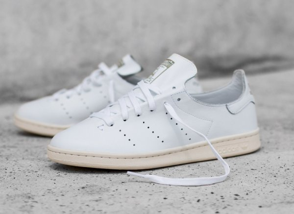 Adidas Originals Stan Smith Leather Sock 'White'