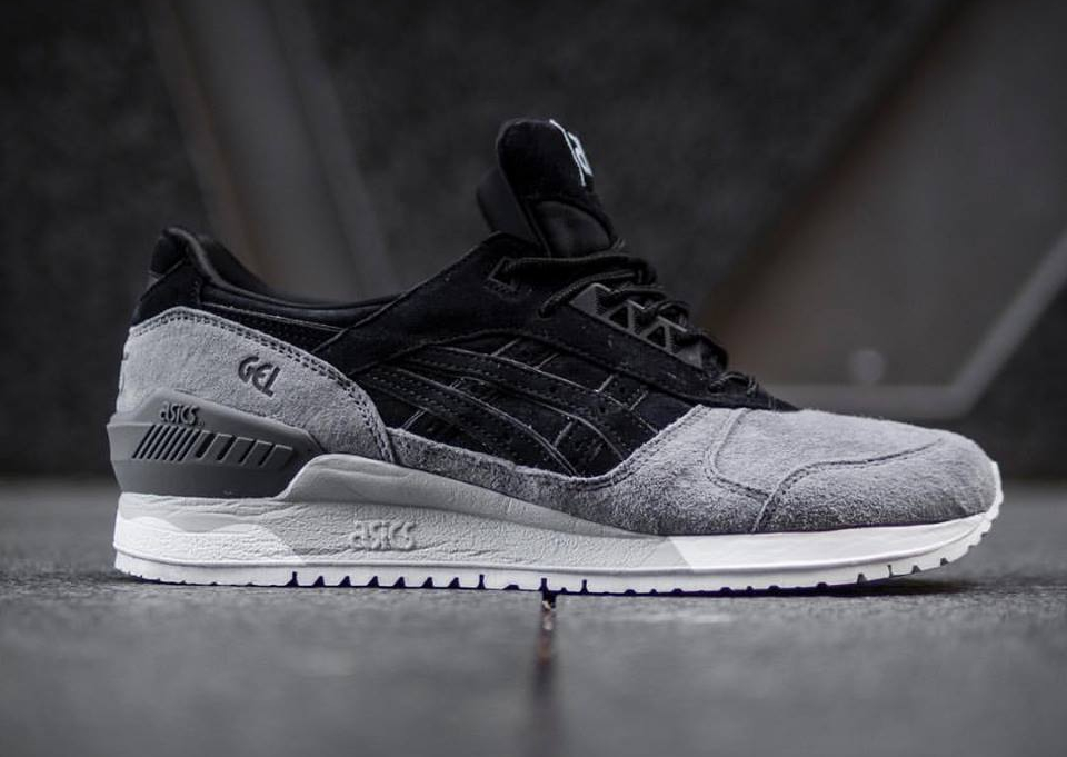 Chaussure Asics Gel Respector 'Moon Crater' Black (1)