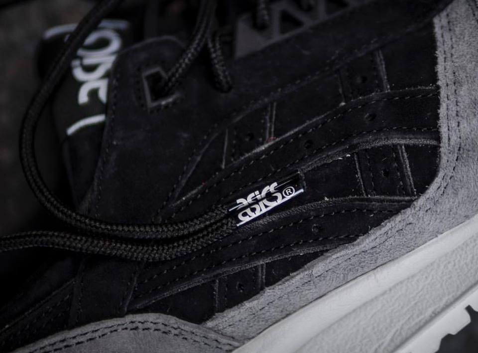 Chaussure Asics Gel Respector 'Moon Crater' Black (3)