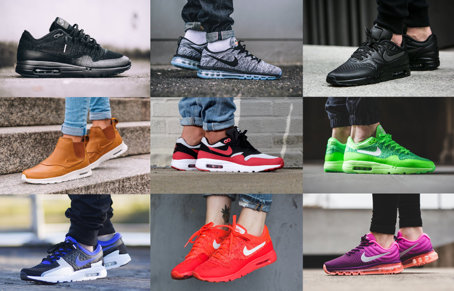 10 Nike Air Max pas cher (homme & femme) | soldes hiver 2017