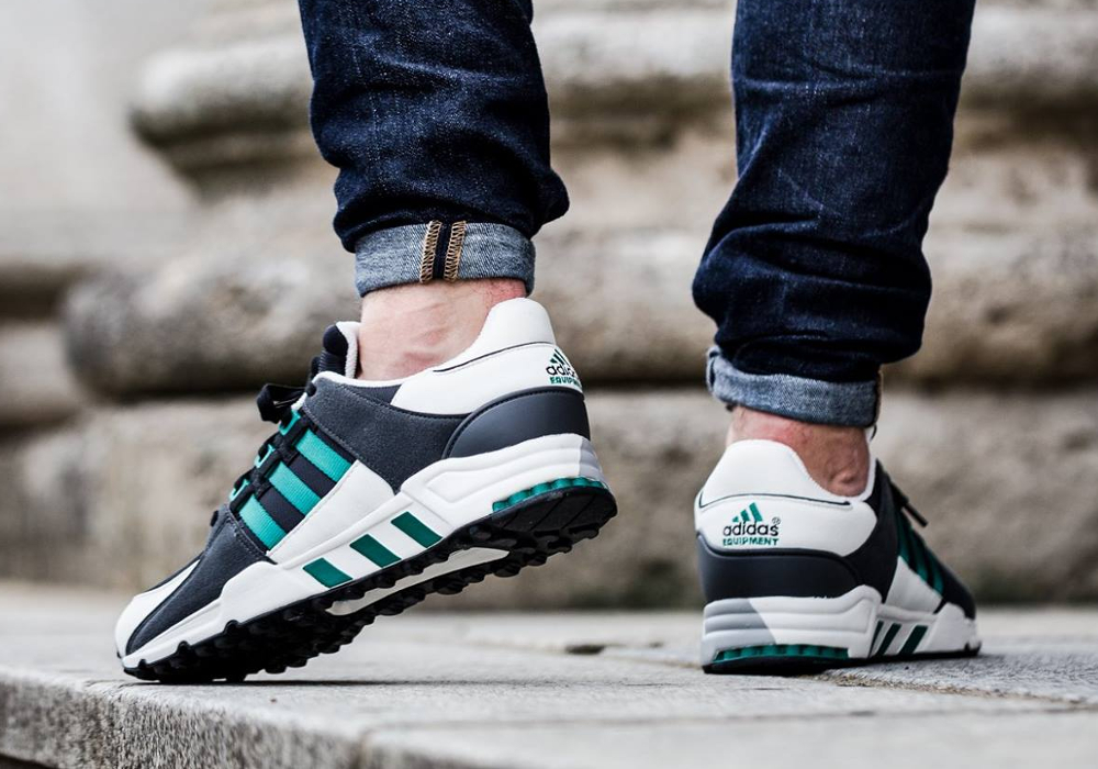 Adidas Eqt Running Support 93 Sub Green