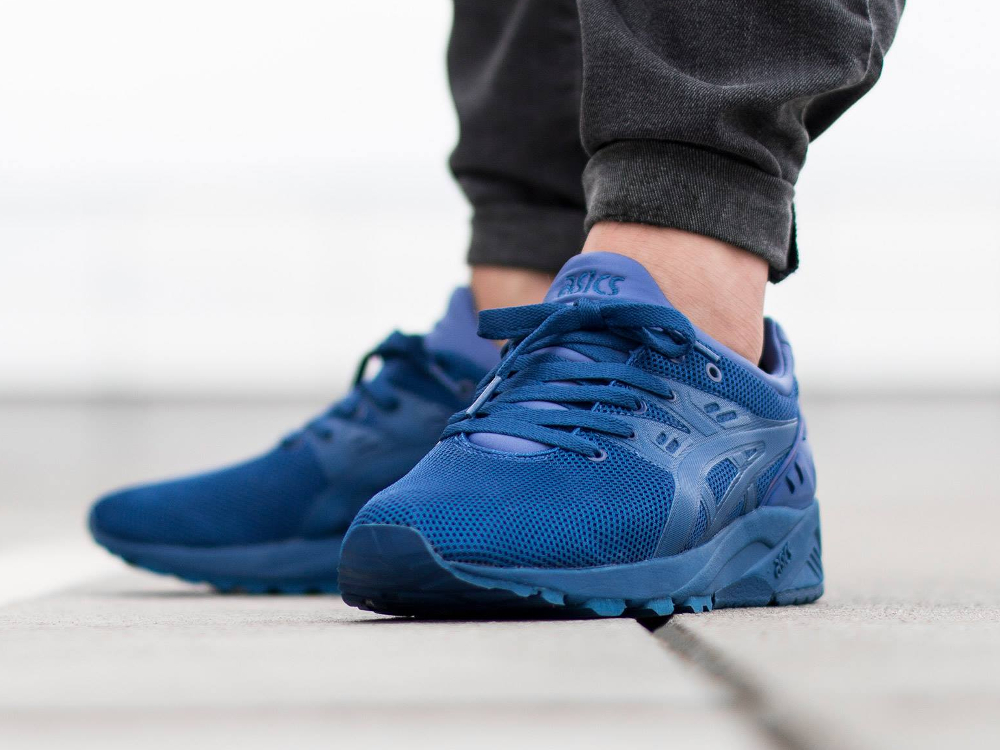 Asics Gel Kayano Trainer Evolution 'Monaco Blue' post image