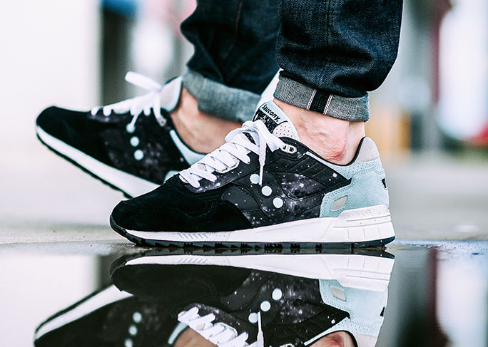 The Quiet Life x Saucony Shadow 5000 'Cosmos'