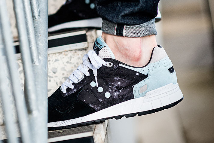 acheter basket The Quiet Life x Saucony Shadow 5000 'Cosmos' (2)