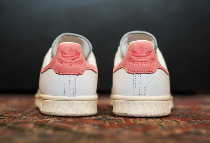 Stan Smith vintage rose doré | Mes chaussures | Adidas