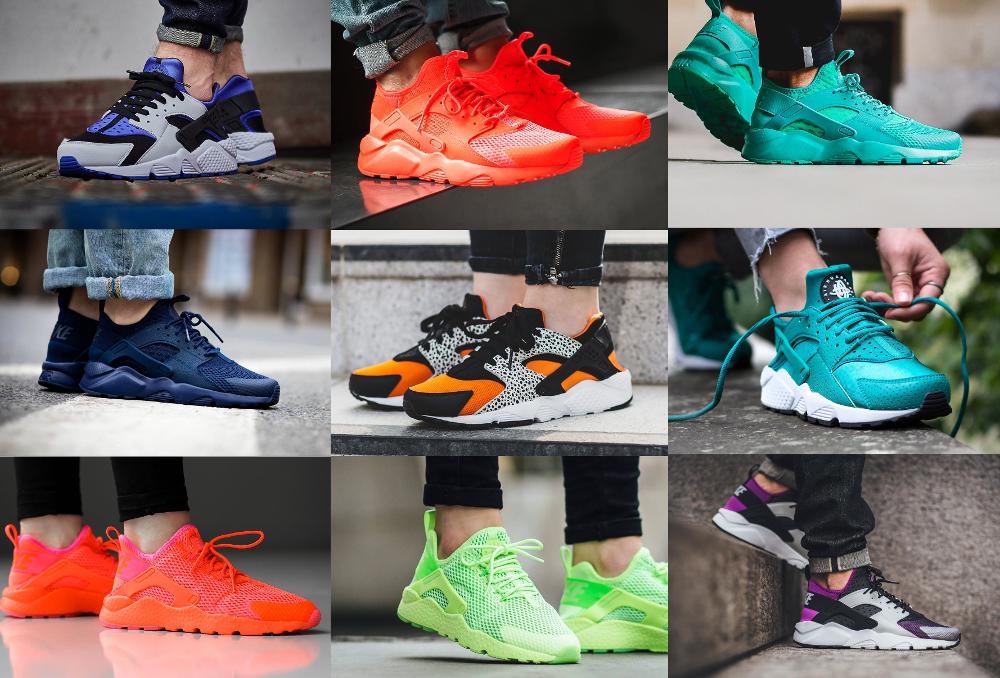 10 Nike Air Huarache en soldes (été 2016) post image