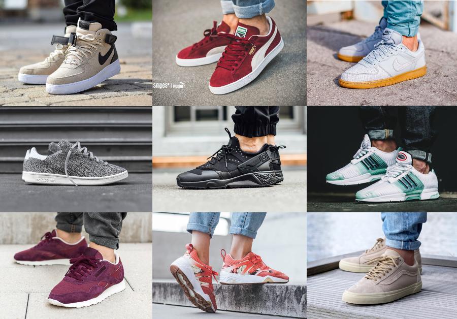Soldes hiver 2017 : 20 sneakers pas cher à ne pas manquer !