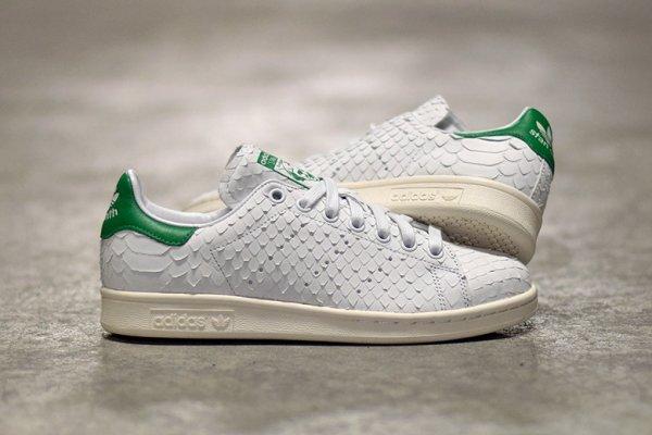 Adidas Stan Smith OG Premium 'Python snakeskin'
