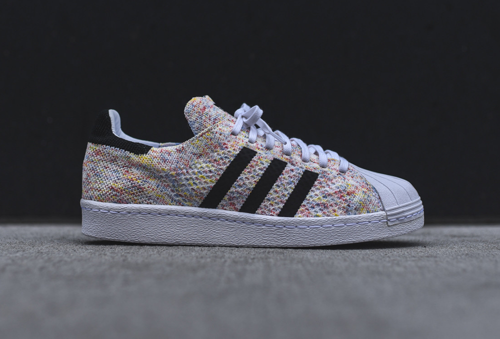 Basket Adidas Superstar 80s PK Multicolore (1)