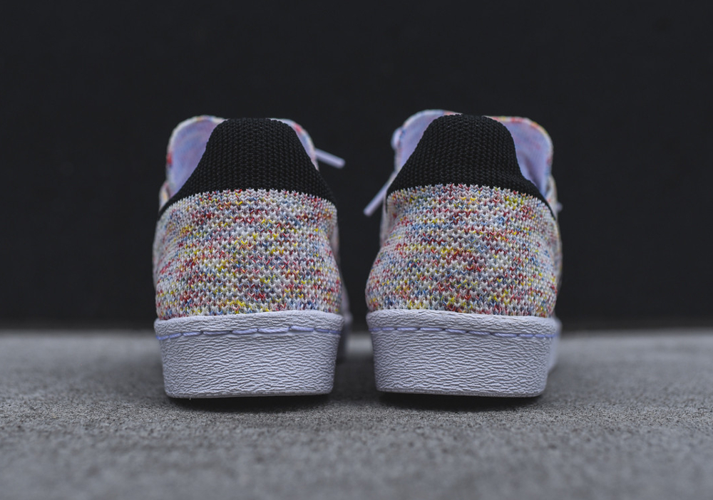 Basket Adidas Superstar 80s PK Multicolore (3)
