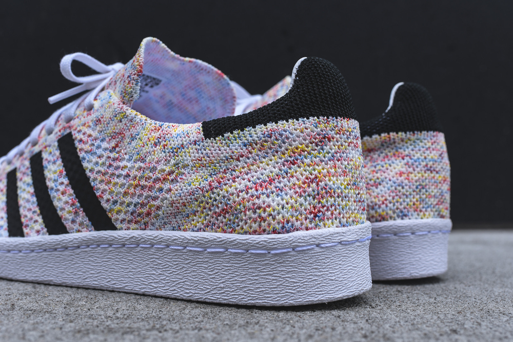 Basket Adidas Superstar 80s PK Multicolore (4)