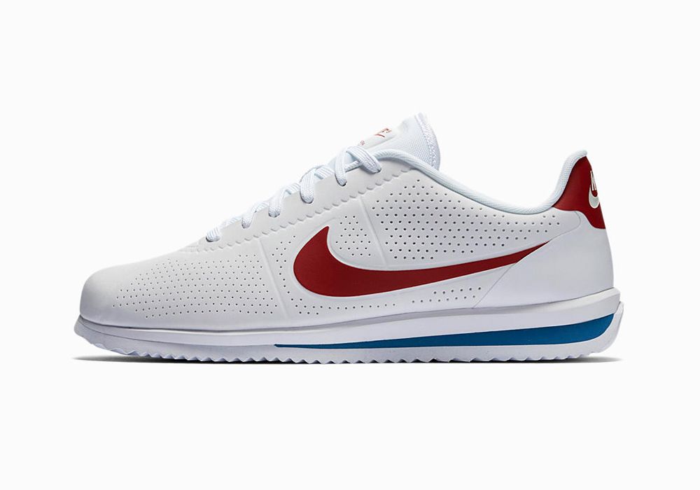 Basket Nike Cortez Ultra Moire White Varsity Red (8)