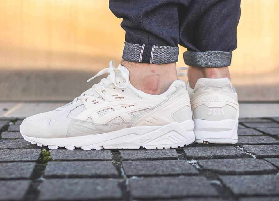 Chaussure Asics Gel Kayano Trainer Whisper Pink (1)