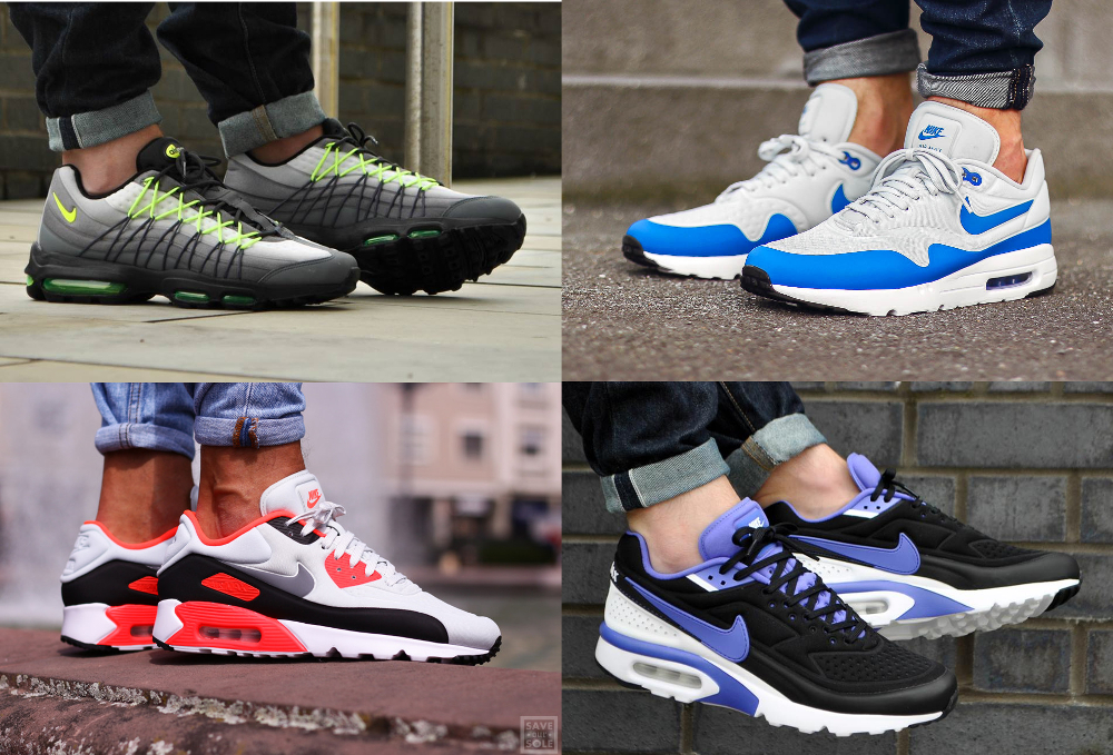 Le pack Nike Air Max Ultra SE OG (Special Edition) post image