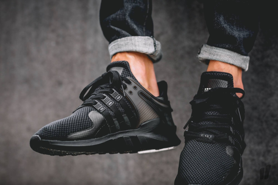 BUY Adidas EQT Support RF White Core Black
