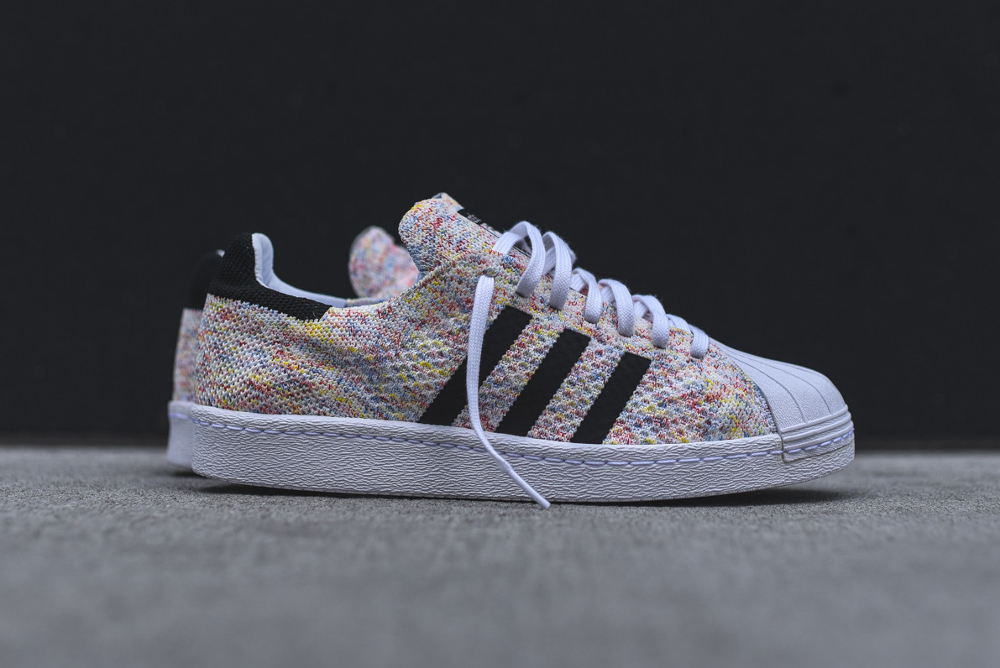 Adidas Superstar 80's OG PK Primeknit 'Multicolor'