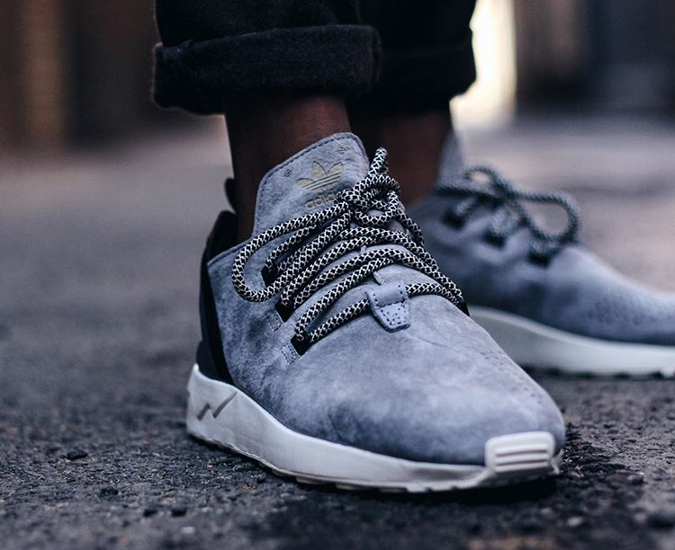 Adidas ZX Flux ADV X 'Yeezy 350' Light Onix
