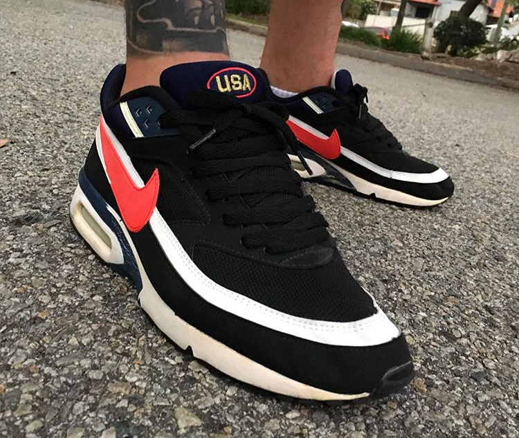 Nike Chaussures Air Max Bw Olympic Usa Nike