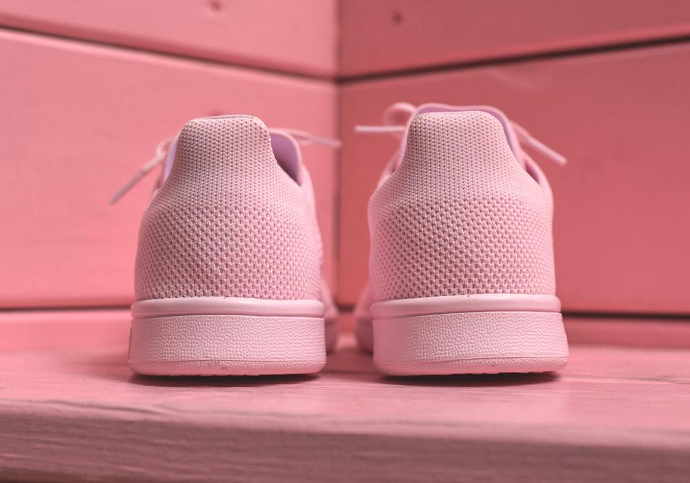 Adidas Stan Smith Primeknit rose (2)