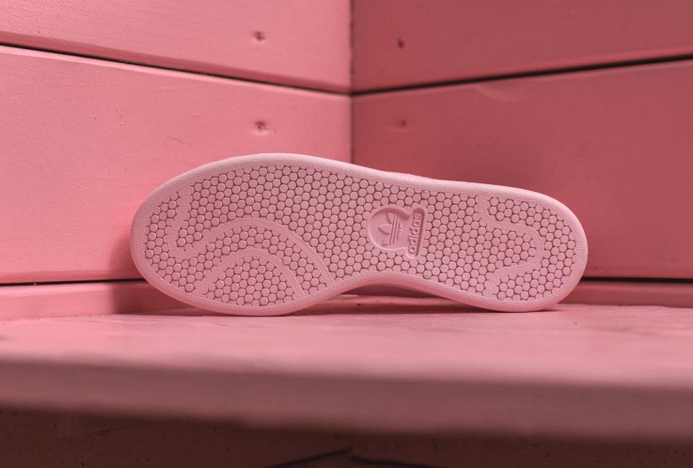Adidas Stan Smith Primeknit rose (5)