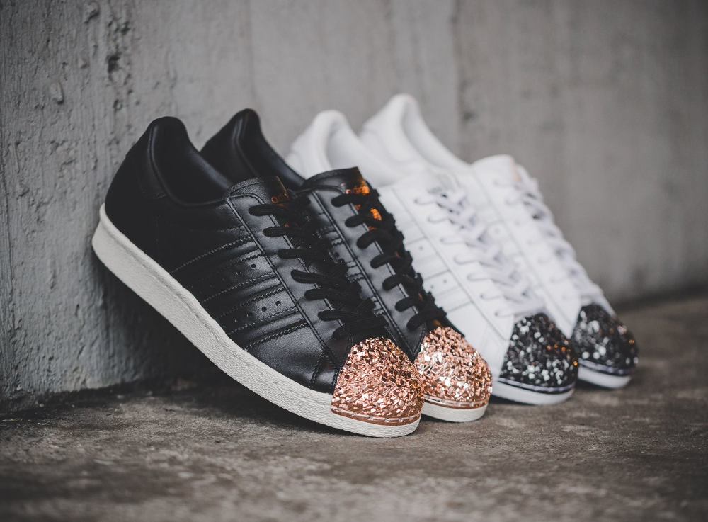 Adidas Superstar Metal Toe Kaki