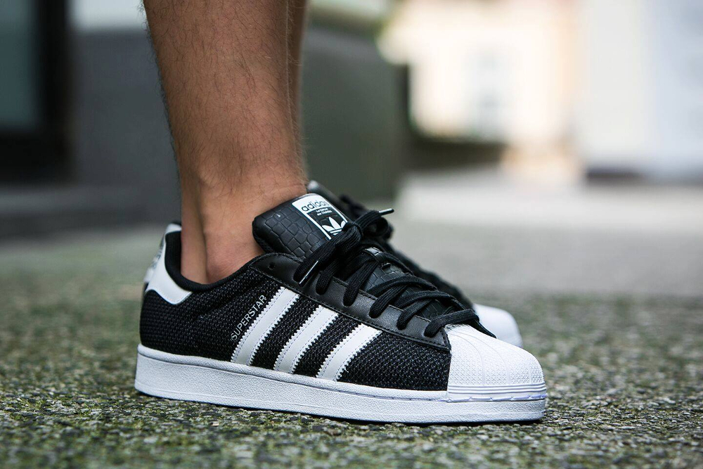 Adidas Superstar Circular Knit CK Core Black (1)