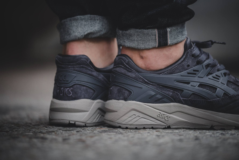 Asics Gel Kayano Trainer Mooncrater Dark Grey (3)