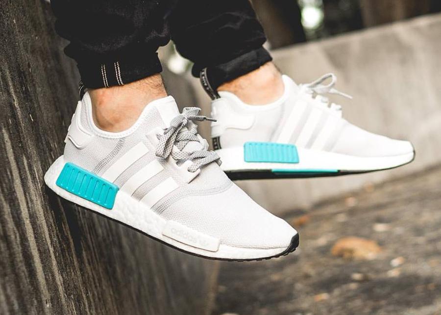 Adidas NMD R1 Mesh 'Reflective Stripes'
