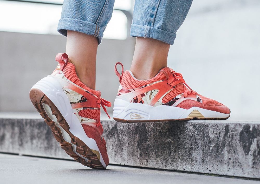 Puma X Careaux Blaze Of Glory
